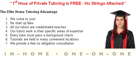 Anza Tutoring